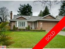 Surrey House for sale:  3 bedroom 1,500 sq.ft. (Listed 2012-04-12)