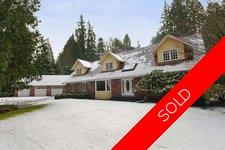 South Surrey White Rock House for sale:  4 bedroom 4,784 sq.ft. (Listed 2013-01-14)